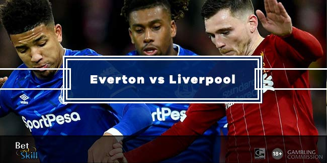 Everton v Liverpool Predictions, Betting Tips & Odds (Premier League - 21.6.2020)