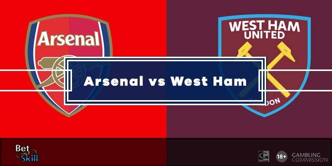 Arsenal vs West Ham Betting Tips & Predictions (Premier League - 19.9.2020)