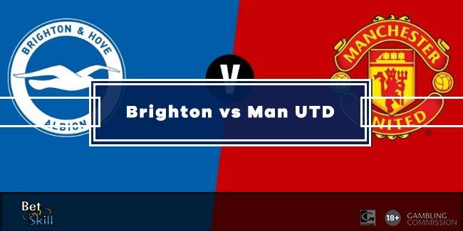 Brighton vs Man UTD Betting Tips & Predictions (Premier League - 26.9.2020)