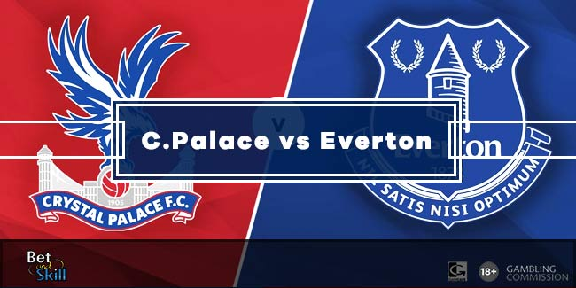 Crystal Palace vs Everton Betting Tips & Predictions (Premier League - 26.9.2020)
