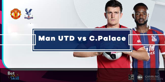 Man UTD vs Crystal Palace Betting Tips & Predictions (Premier League - 19.9.2020)