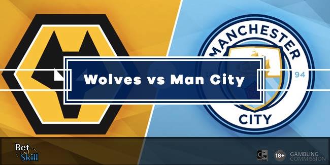 Wolves vs Manchester City Betting Tips & Predictions (Premier League - 21.9.2020)