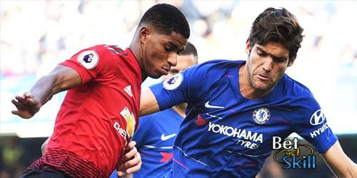 Man UTD vs Chelsea Betting Tips, Predictions, Lineups & Odds (Premier League - 28.4.2019)