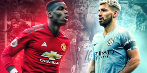 Man UTD v Man City Betting Tips, Predictions, Lineups & Odds (Manchester Derby - Premier League - 24.4.2019)
