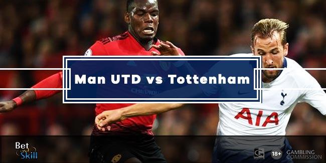 Man UTD vs Spurs Predictions: Match Result, Correct Score, Goalscorer & More (Premier League - 4.12.2019)