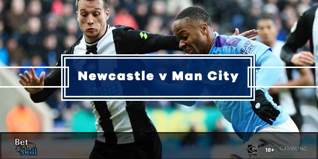 Newcastle vs Man City Betting Tips, Predictions, Lineups & Odds (FA Cup - 28.6.2020)