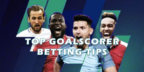 2018/19 Premier League Top Goalscorer Betting Tips & Predictions