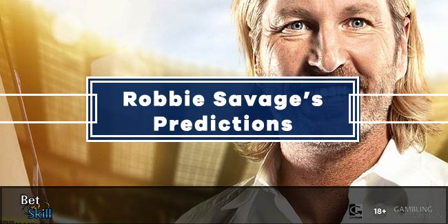 Robbie Savage's Premier League Predictions For The Week's Action