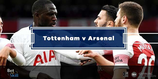 Tottenham v Arsenal Predictions, Betting Tips, Lineups & Odds (Premier League - 2.3.2019)