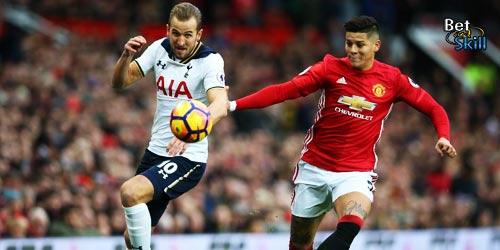 Tottenham v Manchester UTD Predictions, Betting Tips, Lineups & Odds (Premier League - 13.1.2019)