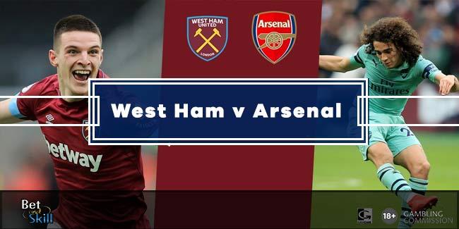 West Ham vs Arsenal Predictions, Betting Tips, Lineups & Odds (Premier League - 9.12.2019)