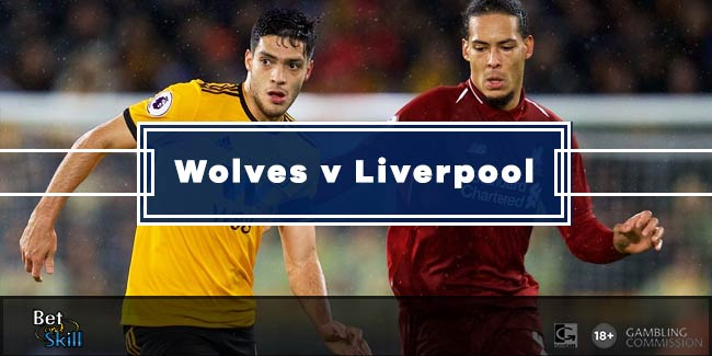 Wolves v Liverpool Betting Tips, Predictions, Lineups & Odds (Premier League - 23.1.2020)