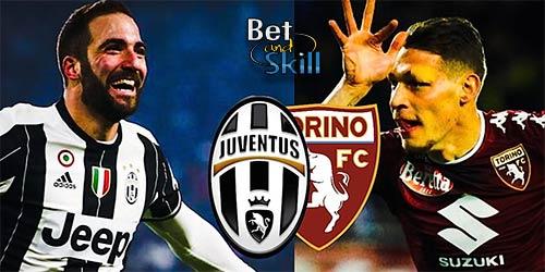 Juventus vs torino betting preview murray vs federer betting tips