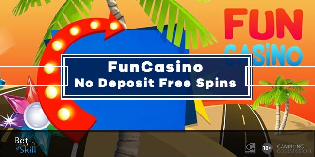 Fun Casino 11 No Deposit Free Spins + £998 Bonus