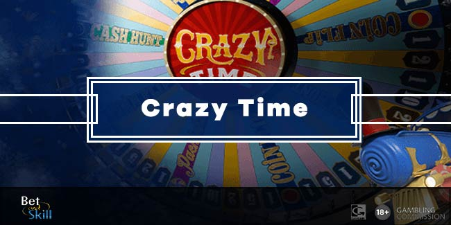 Crazy Time Live Casino Gameshow: Tips & Strategies