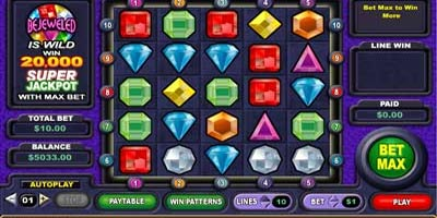 Bejeweled * How to Play * 5 Pound free