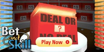 Deal Or No Deal * How to Play * 5 Pound free