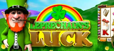 Leprechaun's Luck * How to Play * 5 pound free