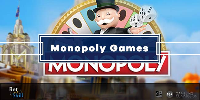 Monopoly Casino Games: The Many Variants Across Online Casino