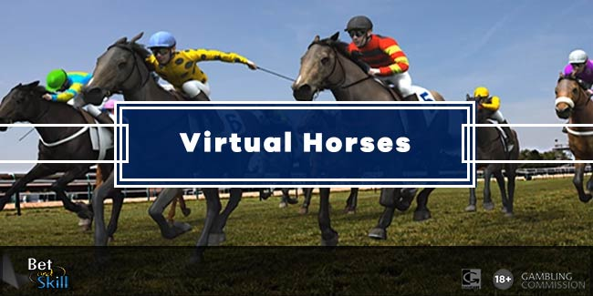 Virtual Horses: How To Win & Where To Bet On Virtual Horse Racing
