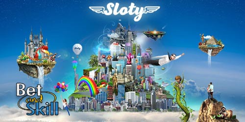 Sloty Online Casino - Ratings, Bonuses, Games, Payments and Support