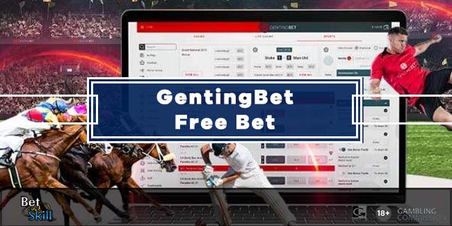 GentingBet Risk-Free Bet