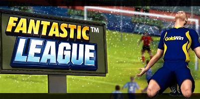 Goldwin Fantastic League: the most advanced virtual fixed-odds football game
