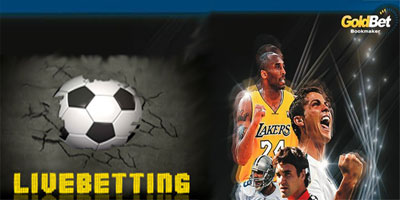 New football betting markets available at GoldBet.com. All the rules here