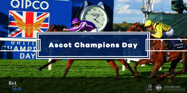 Ascot champions day betting tips labels 4 down $2 across the board betting