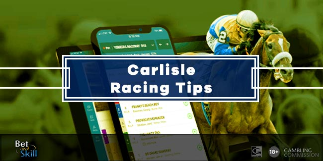 Today's Carlisle horse racing tips and free bets (August 5, 2013)