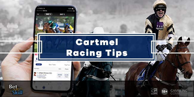 Today's Cartmel horse racing predictions, tips and free bets