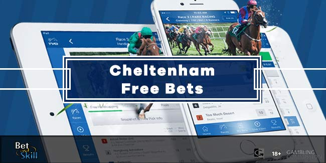 2020 Cheltenham Free Bets & Betting Account Offers