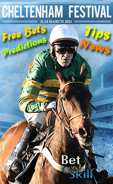Cheltenham tips, predictions and free bets