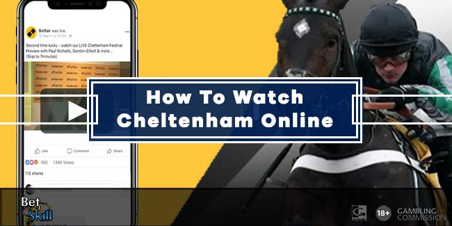 How To Watch The Cheltenham Festival Online