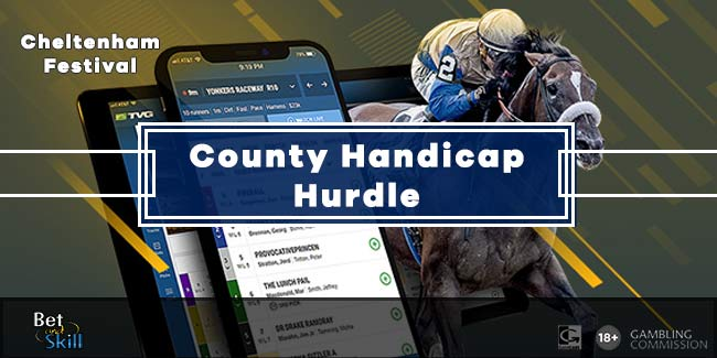 Cheltenham county hurdle betting lines how to understand sports betting lines