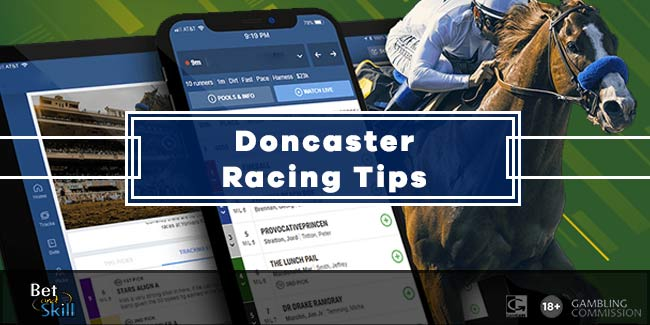 Today's Doncaster horse racing tips, predictions and free bets