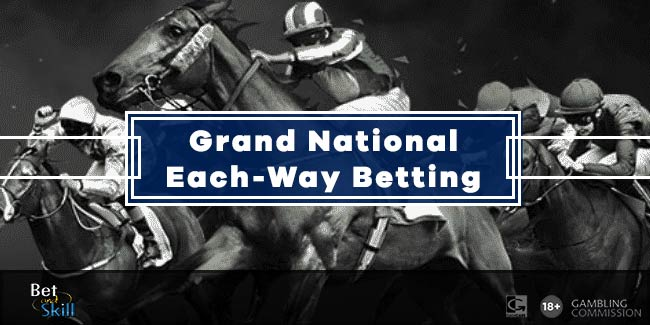 Grand National 2019 - Each Way Betting | What The Bookies Are Offering