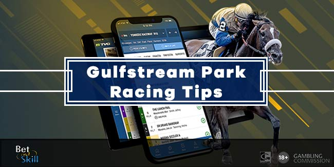 Today's Gulfstream Park Horse Racing Betting Tips, Predictions & Odds