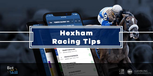 Today's Hexham horse racing tips and free bets (June 23, 2013)