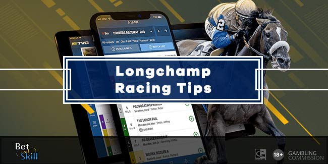Today's Longchamp horse racing predictions, tips and free bets