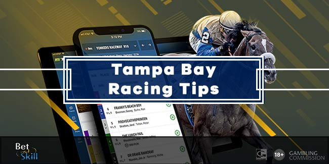 Today's Tampa Bay Downs Betting Tips, Predictions & Odds