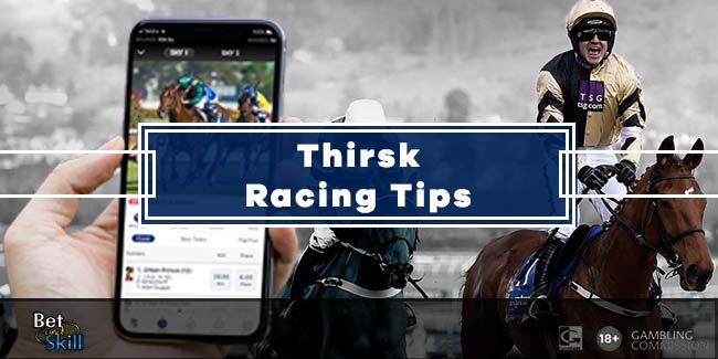 Today's Thirsk horse racing tips, predictions and free bets