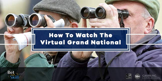 How To Watch The Virtual Grand National