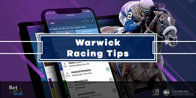 Today's Warwick horse racing tips and free bets (July 11, 2013)