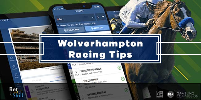 Today's Wolverhampton horse racing predictions, tips and free bets