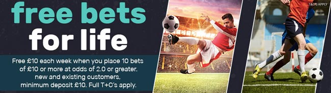 mintbet free bets for life
