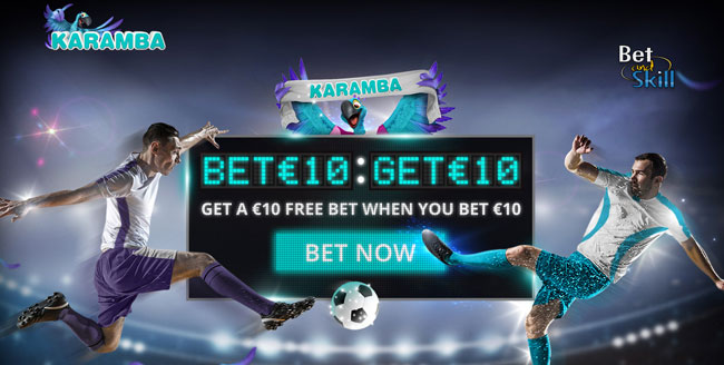 karamba sport betting bonus in euro