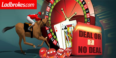 Ladbrokes Games: £5 Free - No Deposit Required