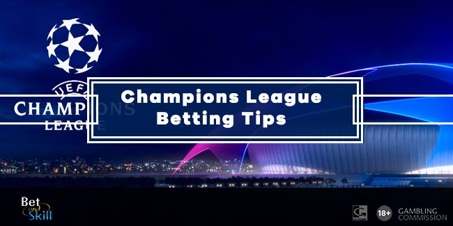 Champions League Betting Tips, Accumulators, Correct Score Predictions