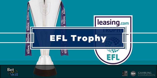 Checkatrade Trophy Betting Tips, Predictions, Accumulators & Free Bets (EFL Trophy)
